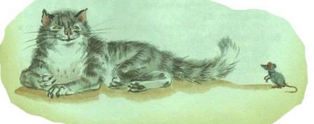 Кот с бубенцами толстой